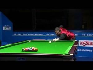 Gareth Potts VS Chris Melling - 2013 Chinese 8 Ball ...