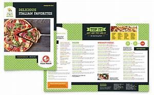 pizza parlor menu template design With microsoft publisher menu templates free