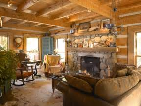 Pictures Of Log Home Interiors Log Cabin Interior Photo Gallery Studio Design Gallery Best Design