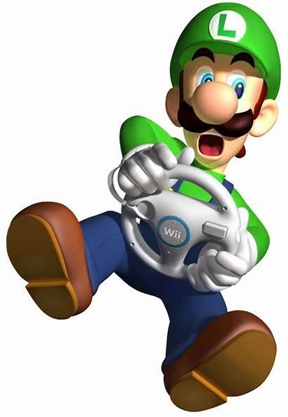 Luigi Mario Transparent Pngimg