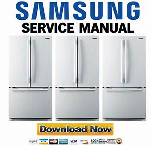 Samsung Rf265abwp Service Manual And Repair Guide