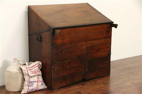 sold pantry  antique pantry flour bin wood box