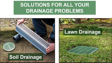 drainage solutions for yards backyard flooding drainage outdoor furniture design and ideas