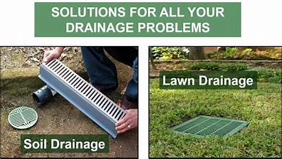 Drainage Solutions Yard Water Backyard Flooding Outdoor
