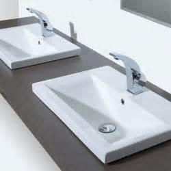 Home Depot Bathroom Sinks And Toilets by Types De Vasque De Salle De Bain Consobrico Com