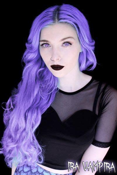 Ira Vampira Emo Girl Scene Queen Pastel Goth Gothic