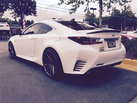 custom lexus rc 350 performance exhaust lexus rc350 rcf forum