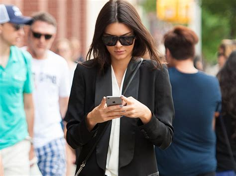 jenner phone kendall jenner is she complicit or not in pepsi ad fiasco get more iphone storage with these 3 hacks
