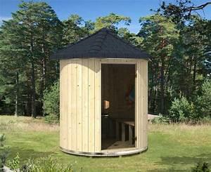 Mini Solaranlage Für Gartenhaus : ein saunahaus im garten die kleinsten saunen 2016 ~ Articles-book.com Haus und Dekorationen