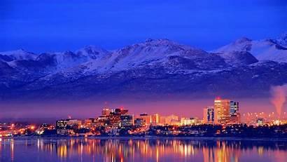 Alaska Anchorage 4k Wallpapers 2160 Fondos Desktop