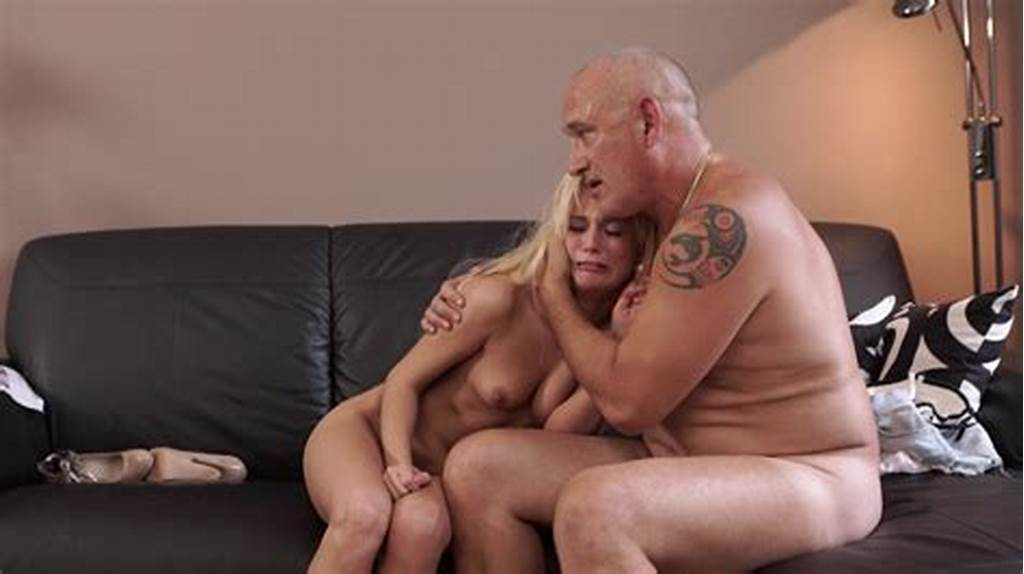 #Daddy #Fucks #Teen #And #Makes #Her #Swallow #Like #A #Slut