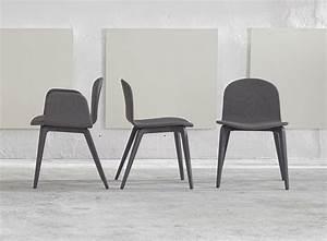 Chaise En Tissu : nouveau chaise et fauteuil design scandinave en tissu pieds bois bliss blaine r blog de ~ Teatrodelosmanantiales.com Idées de Décoration