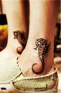 Amazing Thigh Designs 20 Sea Creature Designs And Ideas