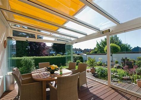 Glass Patio Rooms From Weinor  Glasoase  Outdoor Living