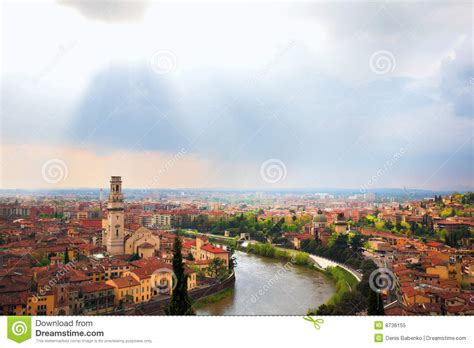 design on stock villa arena verona city landscape royalty free stock photo image