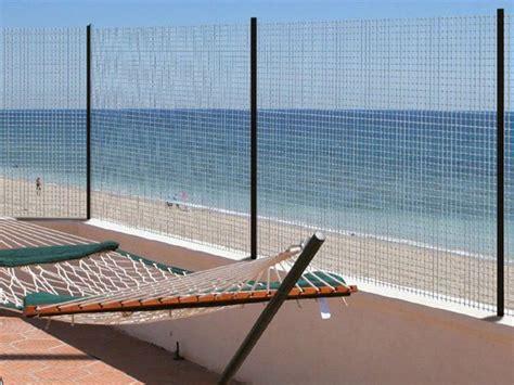 recinzione terrazzo il mondo delle recinzioni privacy e stile la casa in