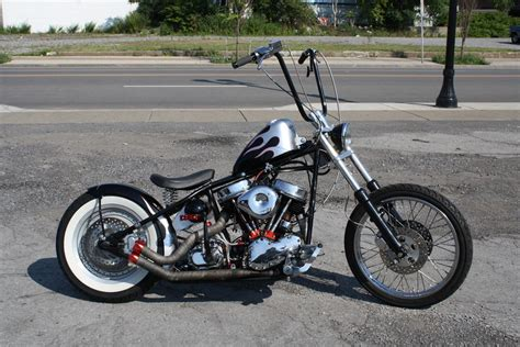 Custom Bobber Motorcycle  What's Hot With Bobber And