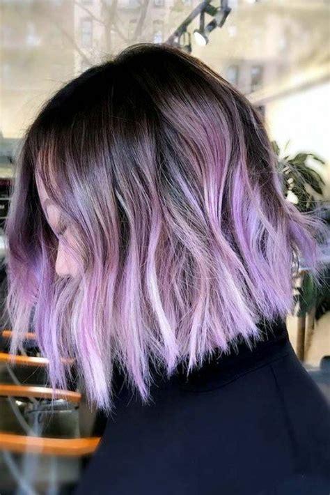 purple balayage  herinterestcom