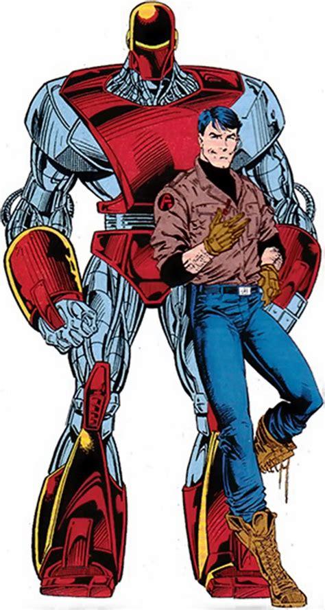 Box - Marvel Comics - Alpha Flight - Madison Jeffries ...