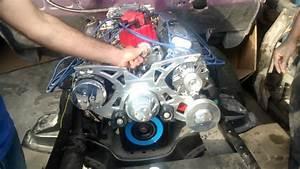 Motor Ford 302 V8 Quadrijet Comando 270