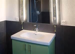 badezimmer grün badezimmer in weiss grün und anthrazit