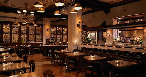 Public Kitchen & Bar  Hollywood Hotel Dining The