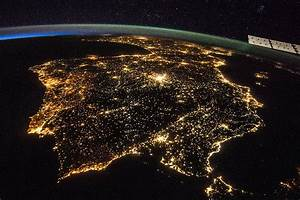 Space Station Images of Earth at Night Crowdsourced For ...