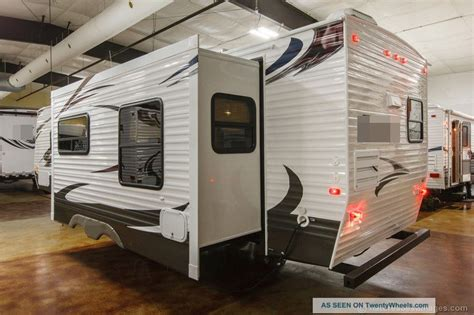 rear kitchen travel trailer 2013 rear kitchen travel trailer 30rkss