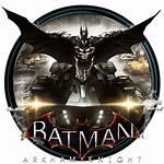 Batman Arkham Knight Transparent Icon Background Dock