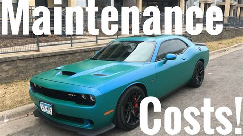 How Much Does An Oil Change Cost For A Hellcat ??