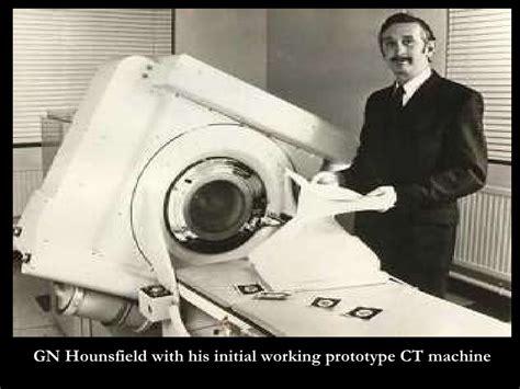 Tıbbın Akışını Değiştiren Bir Mühendis G N Hounsfield