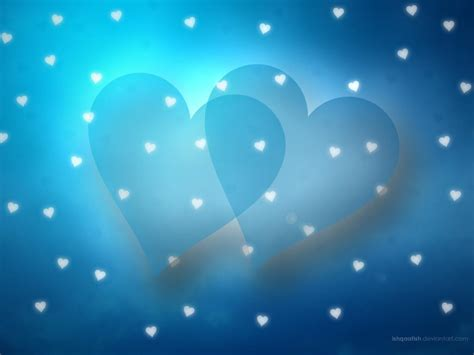Love Heart Background  Wallpaper #29949
