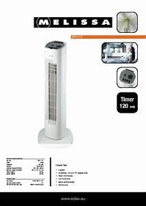 Tower Ventilator 671-117 Manuals