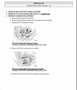2008 Scion Xb Owners Manual Pdf