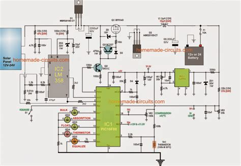 Best Mppt Solar Charge Controller Circuits For Efficient