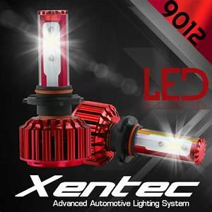 Xentec Led Hid Headlight Conversion Kit 9012 6000k For