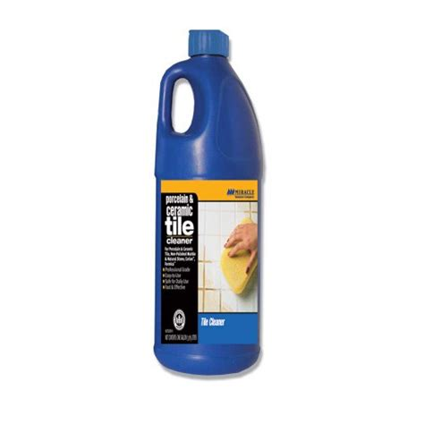 Miracle Sealants Tile And Cleaner by Miracle Sealants Pctc Qt Sg Porcelain And Ceramic Tile