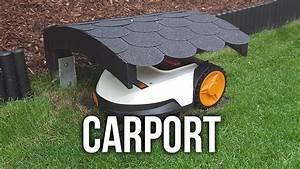 Worx Rasenmäher Roboter : carport f r worx landroid s m hroboter diy wir bauen ein dach f r unseren roboter youtube ~ Orissabook.com Haus und Dekorationen