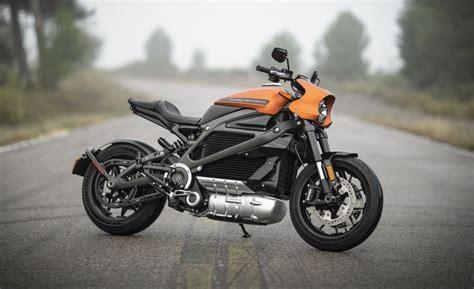 2020 Harley-davidson Livewire E-bike
