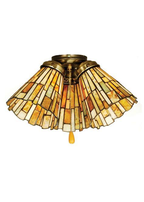 meyda tiffany ceiling fan light kit meyda tiffany jadestone delta tiffany ceiling fan light