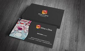 Catering business card template free download cr00002 for Catering business card template
