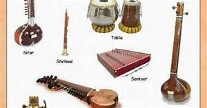 Hindustani (North Indian) Instruments. This is the ...