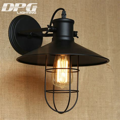 indoor wall sconces industrial wall sconce country loft antique lights