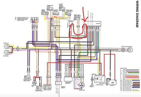 Eiger Suzuki Key Ignition Wiring Diagram Decor
