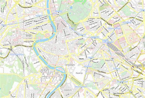 landkarte von rom deutschland karte