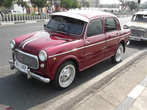 Fiat Classic Cars by Fiat Classic Car Club Mumbai Page 261 Team Bhp