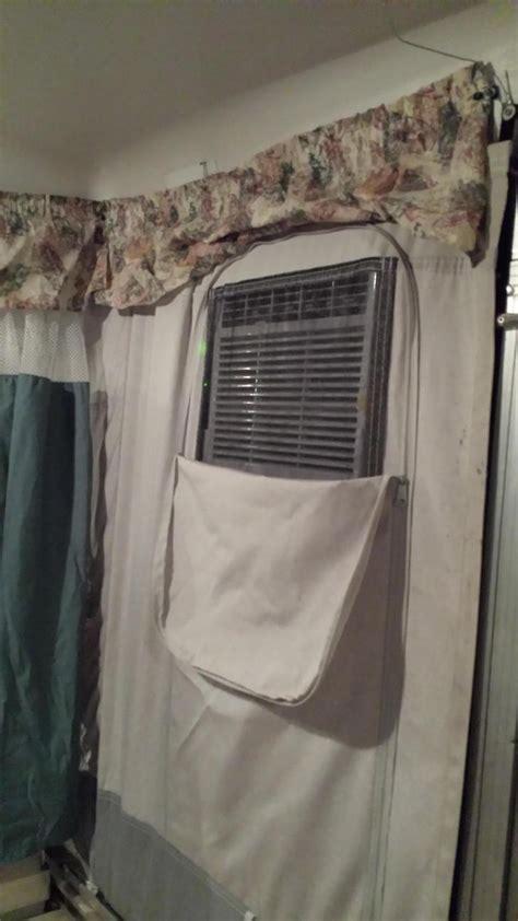add air conditioning   pop  trailer