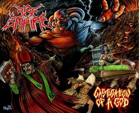kaos carnifex metal artwork viking heavy metal gerogot joyreactor