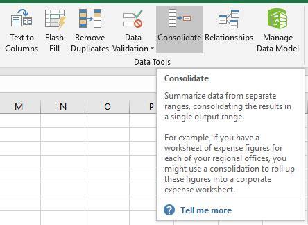 merge excel worksheets  copying pasting