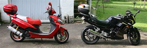 Scooter Or Motorcycle? Which Is Right For You? Scooter